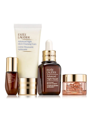 Estee Lauder Four-Piece Advanced Night Repair Set-NO COLOR-One Size