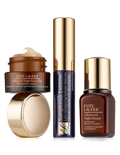 Estee Lauder Three-Piece Beautiful Eyes Set-NO COLOR-One Size