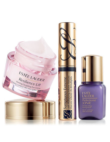 Estee Lauder Beautiful Eyes: Lift + Firm Three-Piece Set-NO COLOR-One Size