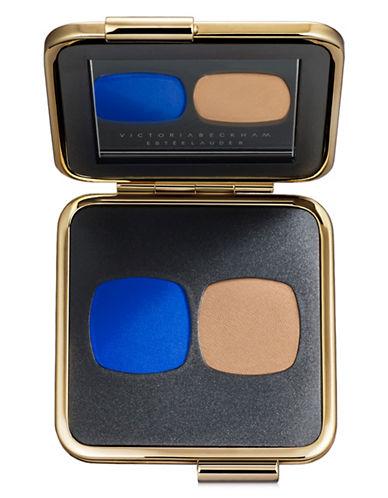 Estee Lauder Victoria Beckham x Estée Lauder Eye Matte Duo in Bleu Électrique Nude-BLEU-One Size