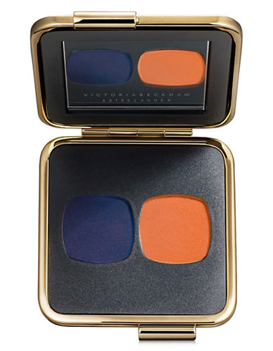 Estee Lauder Victoria Beckham x Estee Lauder Eye Matte Duo in Saphir Orange Vif-SAPHIR-One Size