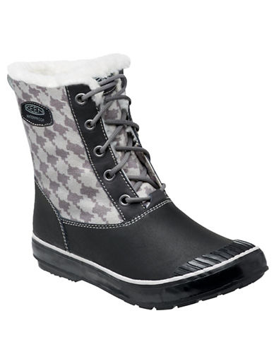 Keen BLVD Elsa Leather-Blend Winter Boots-BLACK-9