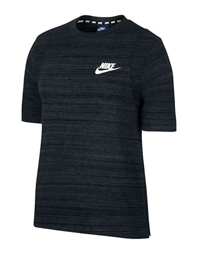Nike Sportswear Advance 15 Top-BLACK-X-Small