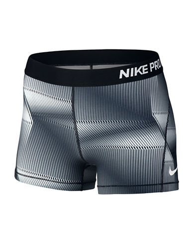 Nike Pro Cool Shorts-BLACK-Large 89067559_BLACK_Large