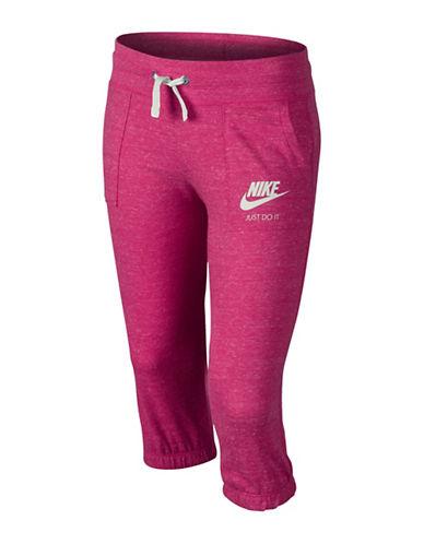 Nike Gym Vintage Capris-VIVID PINK-X-Large 88497255_VIVID PINK_X-Large