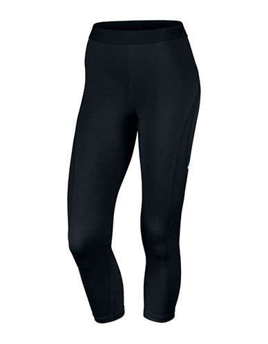 Nike Dri-FIT Pro Hypercool Capris-BLACK-Medium 88952224_BLACK_Medium