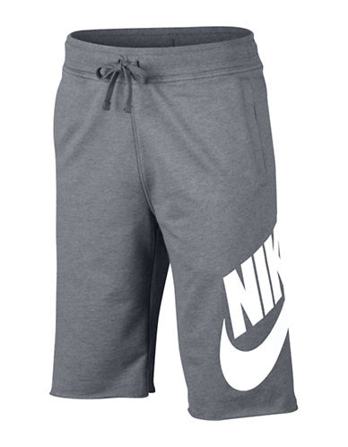 Nike Alumni Shorts-GREY-Small 89089732_GREY_Small