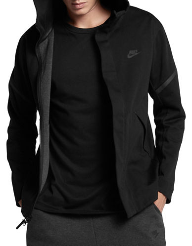 Nike Cotton Fleece Hoodie-BLACK-X-Large 89716058_BLACK_X-Large