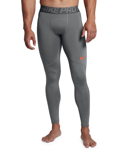 Nike Pro HyperWarm Tights-GREY-X-Large 89689874_GREY_X-Large