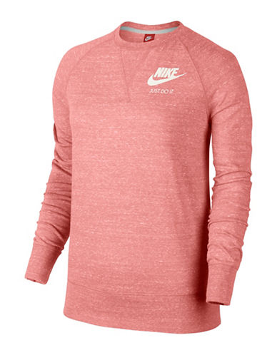 Nike Gym Vintage Crew Neck Sweater-MELON-X-Large 88958420_MELON_X-Large