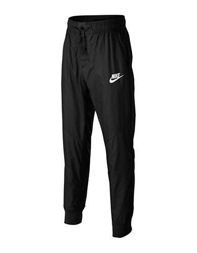 Nike Sporty Windrunner Pants-BLACK-Medium 89589211_BLACK_Medium