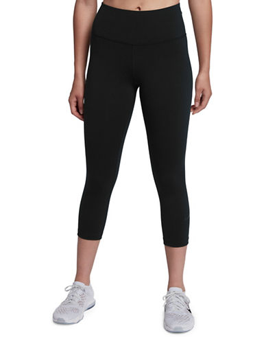 Nike Sculpt Lux Training Cropped Leggings-BLACK-Medium