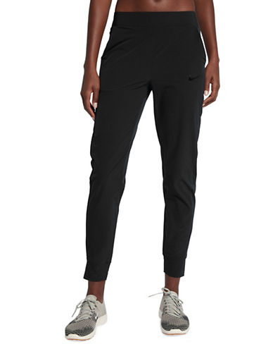 Nike Bliss Athletic Pants-BLACK-Large 89655762_BLACK_Large