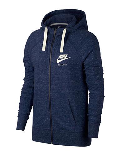 Nike Sportswear Hoodie-BLUE-X-Small 89203052_BLUE_X-Small