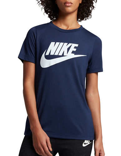 Nike Sportswear Essential Tee-BINARY-Medium 89067613_BINARY_Medium