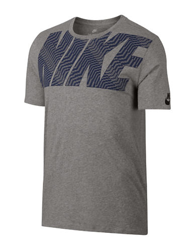 Nike Jersey Cotton Tee-GREY-Medium 89690929_GREY_Medium