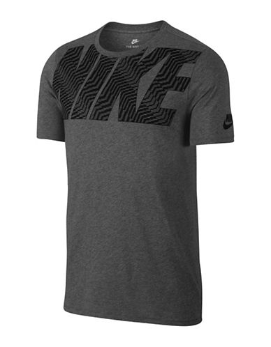 Nike Jersey Cotton Tee-DARK GREY-Large 89690937_DARK GREY_Large