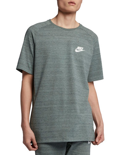 Nike Sportswear Advance 15 Top-GREY/WHITE-XX-Large 90029885_GREY/WHITE_XX-Large