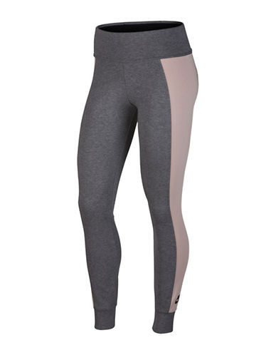 Nike Sportswear Essential Leggings-GREY-X-Small 89894866_GREY_X-Small