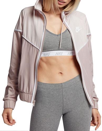 Nike Sportswear Windrunner Jacket-PINK-Large