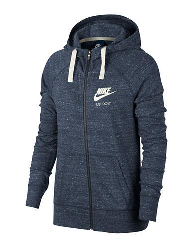 Nike Sportswear Jersey Hoodie-BLUE-Large 90018131_BLUE_Large