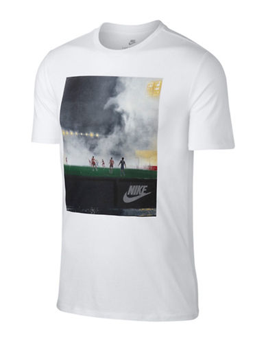 Nike Sportswear Graphic Cotton T-Shirt-WHITE-Small 90029976_WHITE_Small