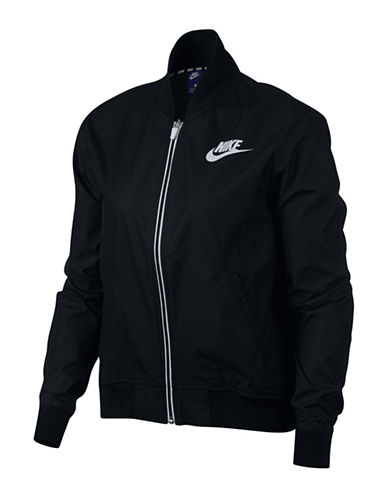 Nike Sportswear Full-Zip Jacket-BLACK-Large 89894903_BLACK_Large