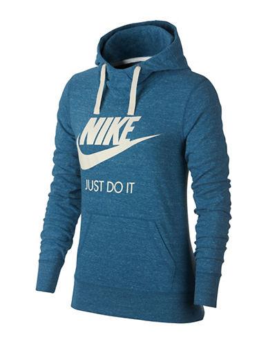 Nike Sportswear Gym Vintage Hoodie-AQUA-Small 90018153_AQUA_Small