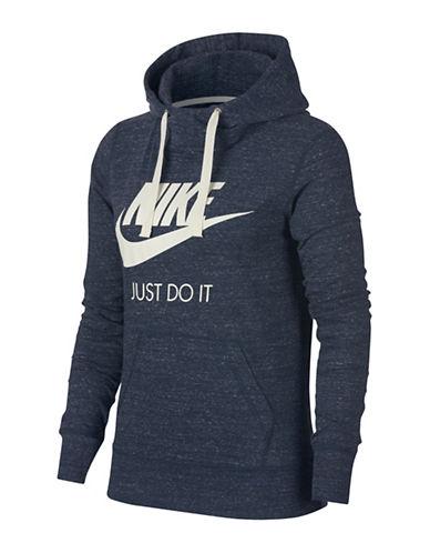 Nike Sportswear Gym Vintage Hoodie-BLUE-Large 90018160_BLUE_Large