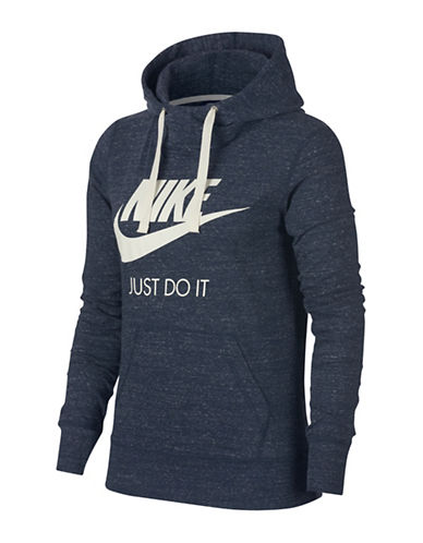 Nike Sportswear Gym Vintage Hoodie-BLUE-Medium 90018159_BLUE_Medium