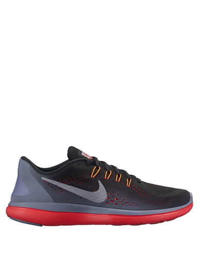 Nike Flex 2017 RN Running Sneakers-CHARCOAL-10.5