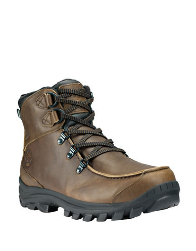 Timberland Chillberg Mid Sport Waterproof Boots-BROWN-10