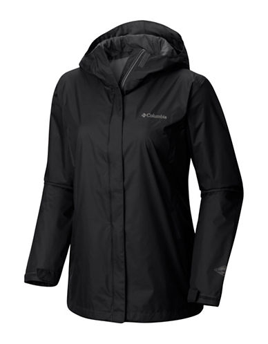 Columbia Arcadia II Jacket-BLACK-Large