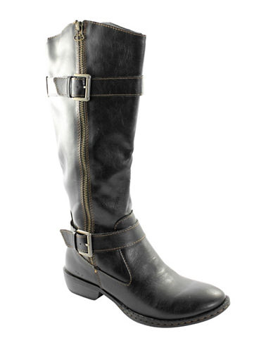 B.O.C. Born Garland Knee-High Boots-BLACK-6.5