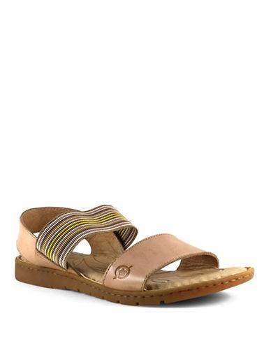 Born Parson Flat Sandals-NATURAL-10