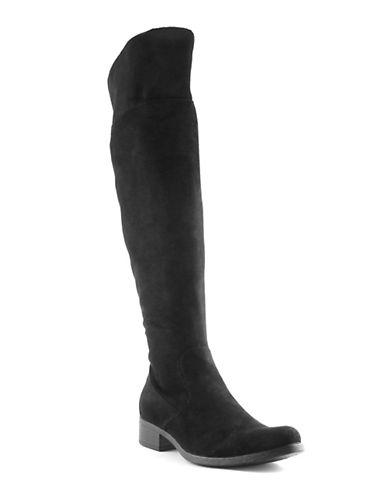 B.O.C. Born Kace Suede Boots-BLACK-8