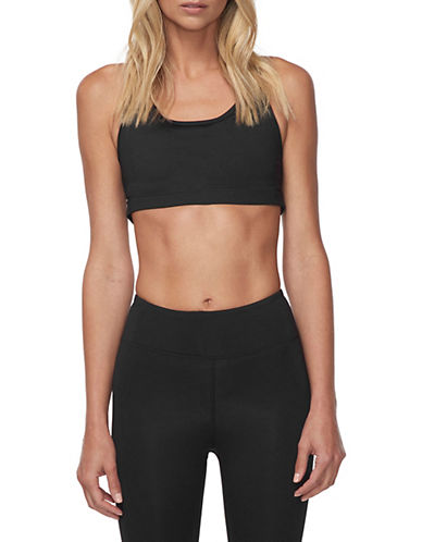 Koral Los Angeles Bridge Versatility Sports Bra-BLACK-Medium 89967916_BLACK_Medium