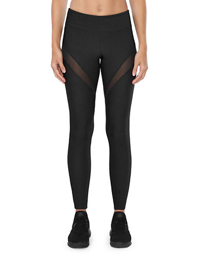 Koral Los Angeles Playa Mid-Rise Leggings-BLACK-Large 89967933_BLACK_Large