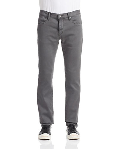 John Varvatos Star U.S.A. Bowery Slim Straight Jeans-SHARK-36