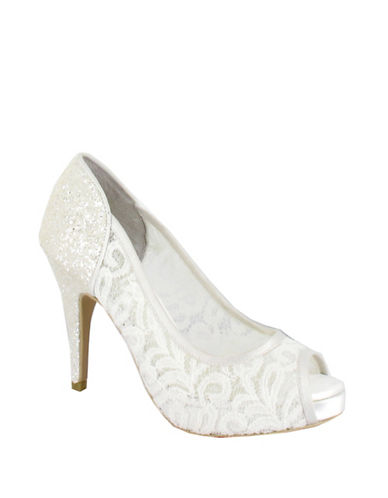 Menbur Lotti Bridal Pumps-IVORY-7