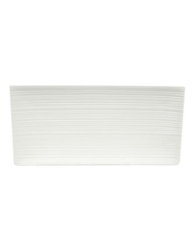 Maxwell & Williams Cirque Rectangular Platter-WHITE-Large