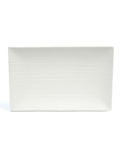 Maxwell & Williams Cirque Rectangular Platter-WHITE-One Size