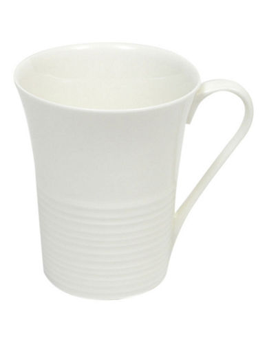 Maxwell & Williams Cirque Flared Mug-WHITE-One Size 76855709_WHITE_One Size
