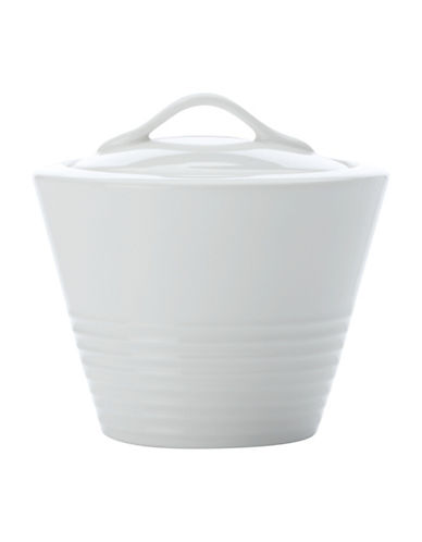Maxwell & Williams Cirque Sugar Bowl-WHITE-One Size