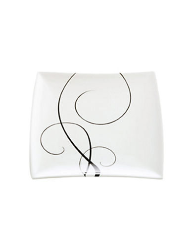 Maxwell & Williams Side Plate Breeze-WHITE/BLACK-One Size