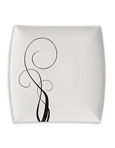Maxwell & Williams Breeze Square Plate-WHITE-One Size