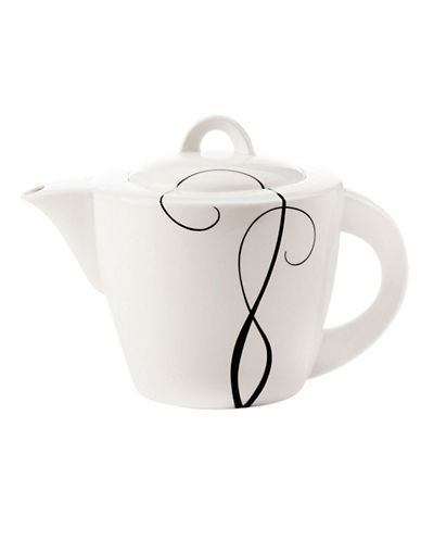 Maxwell & Williams Breeze Teapot-WHITE-One Size