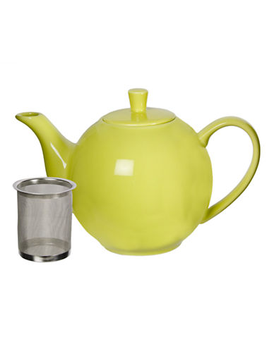 Maxwell & Williams Infusions Teapot-GREEN-One Size