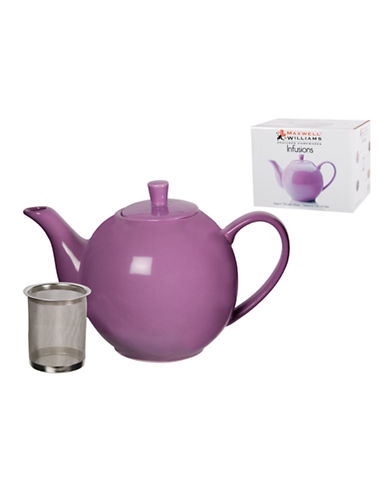 Maxwell & Williams Infusions Teapot-LILAC-One Size