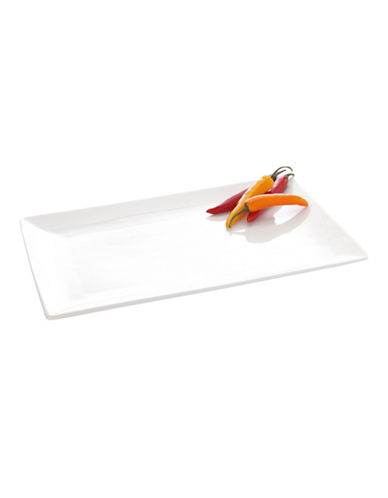 Maxwell & Williams Soho Rectangular Platter-WHITE-One Size